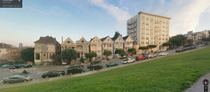 Neighbors of the Painted Ladies