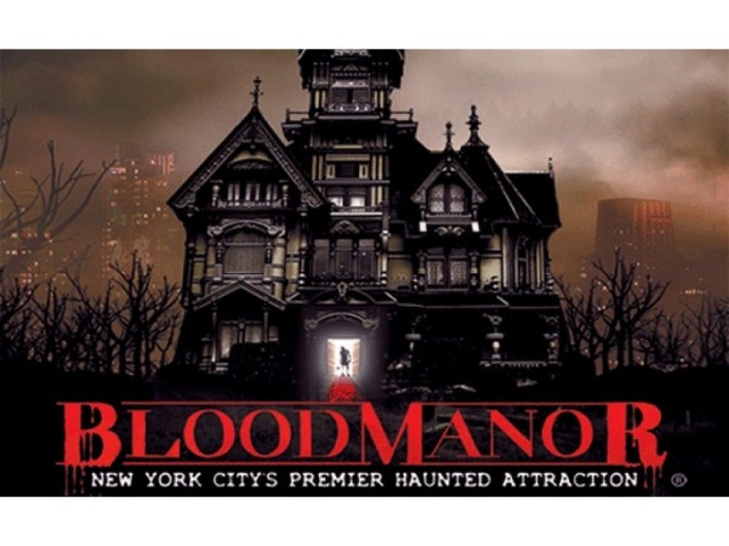 Blood Manor
