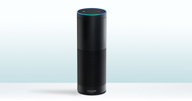 Amazon Echo: An Intelligent Speaker That Listens to Your Commands